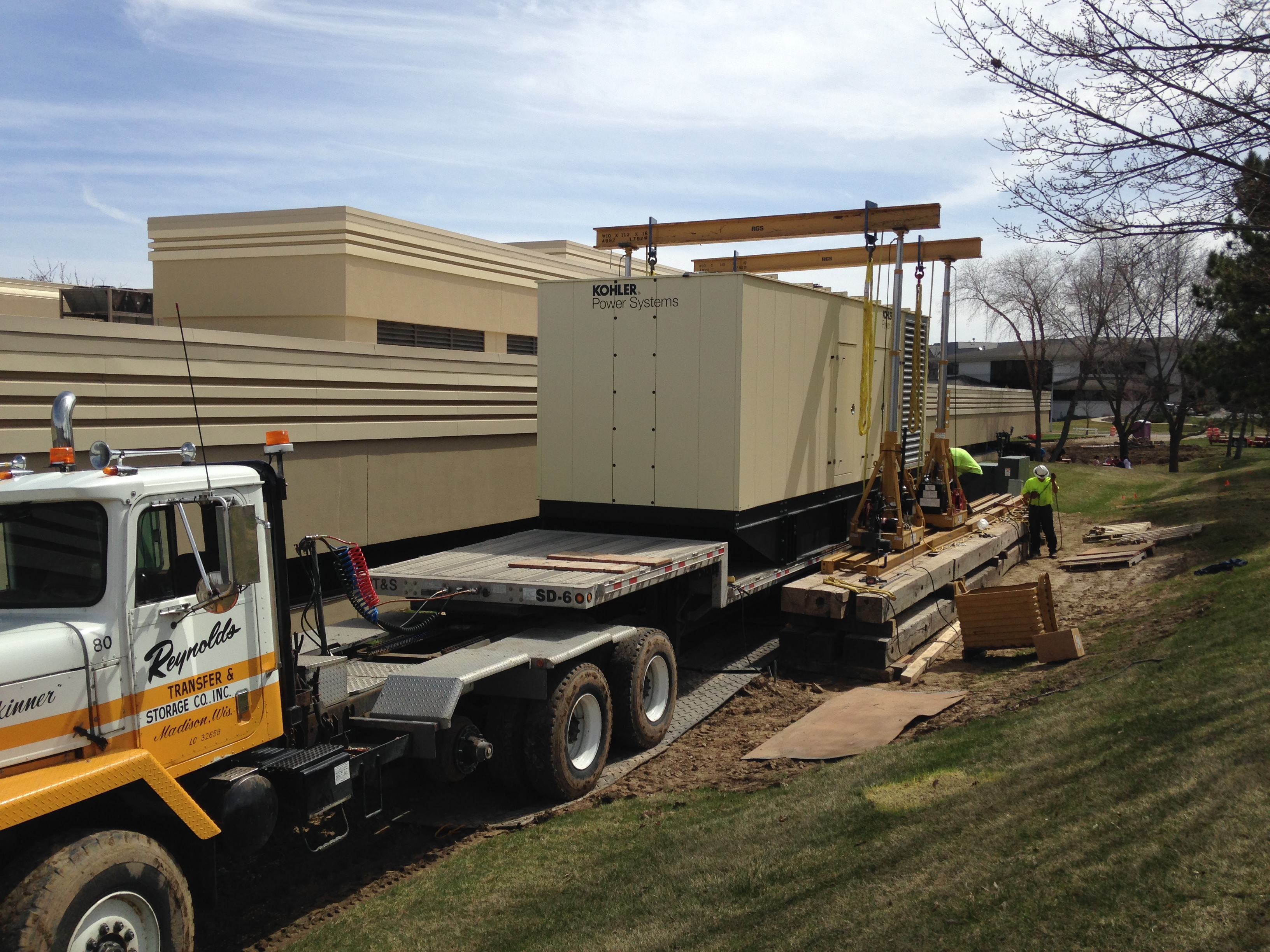 Heavy Haul Heavy Equipment Movers Heavy Equipment