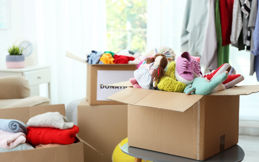 Local Donation Centers in Dane County: Finding a New Home for Items