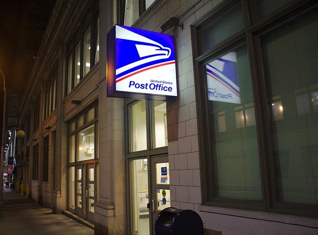 You can submit your address change at a USPS location.